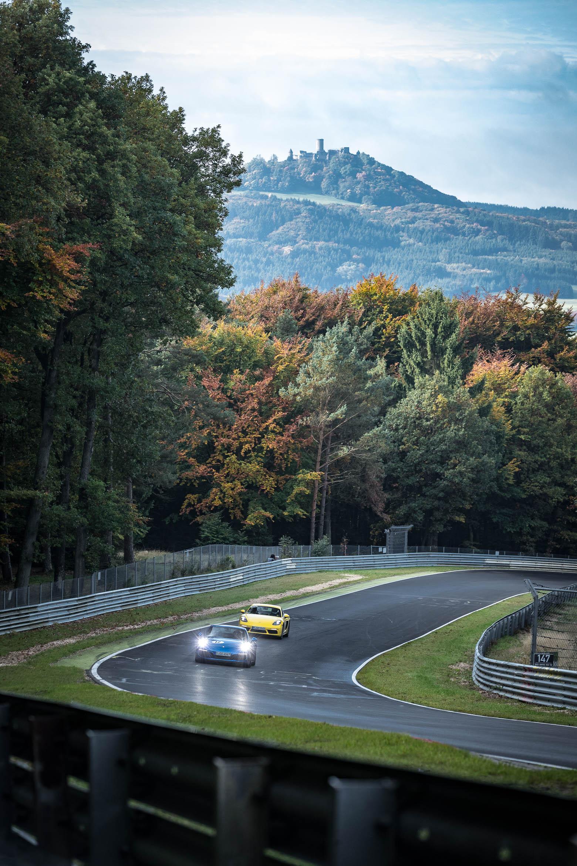 Nordschleife Sport Auto Perfektionstraining mit Porsche