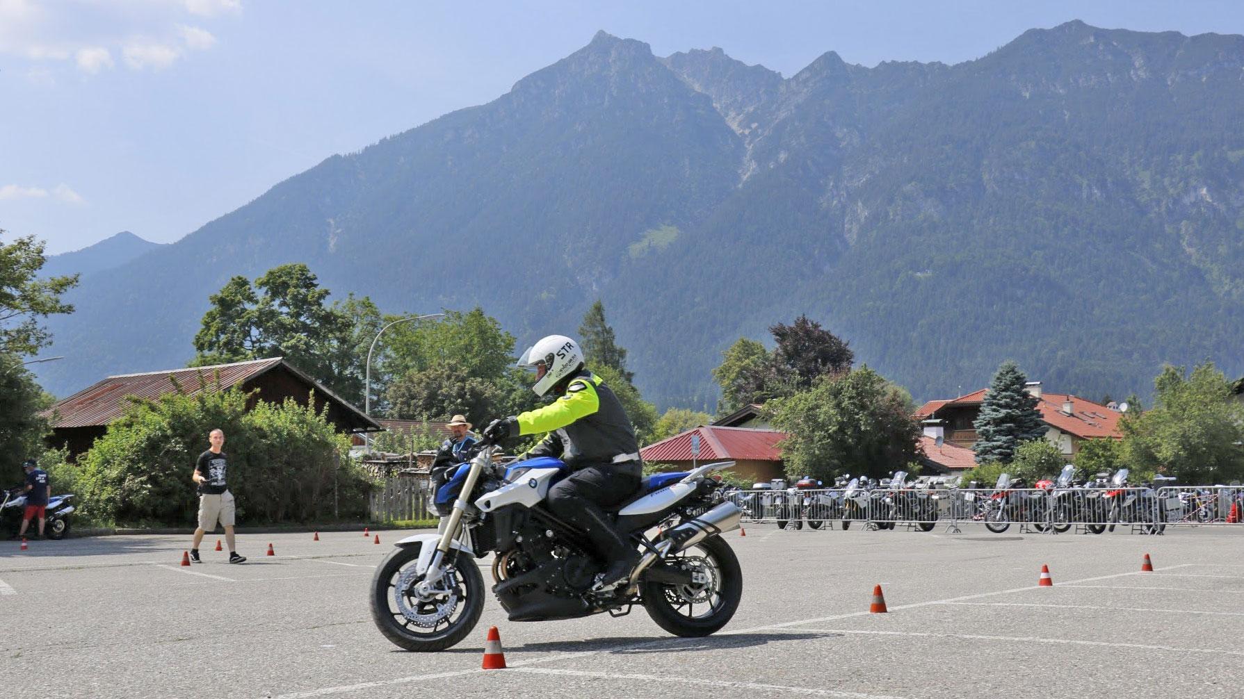 BMW Motorrad Days Garmisch Partenkirchen
