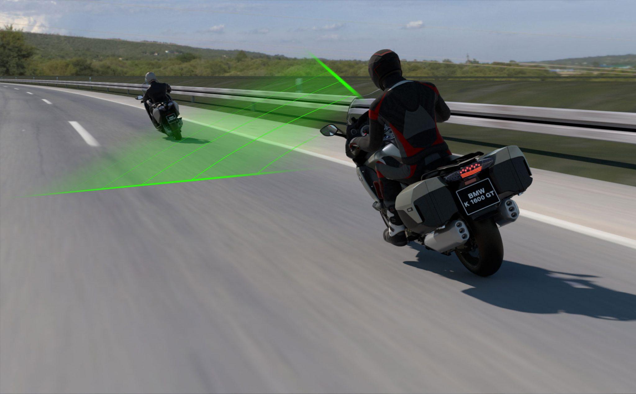 BMW Motorrad ACC - Adaptiver Tempomat / Adaptive Cruise Control