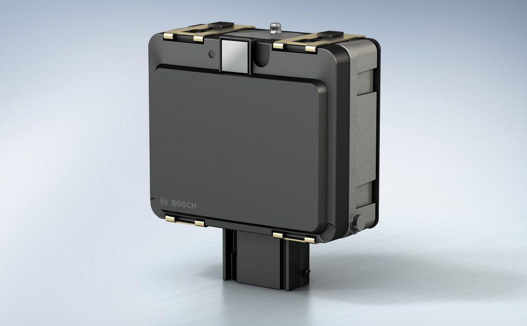 Radarsensor für die BMW Motorrad ACC - Adaptiver Tempomat / Adaptive Cruise Control