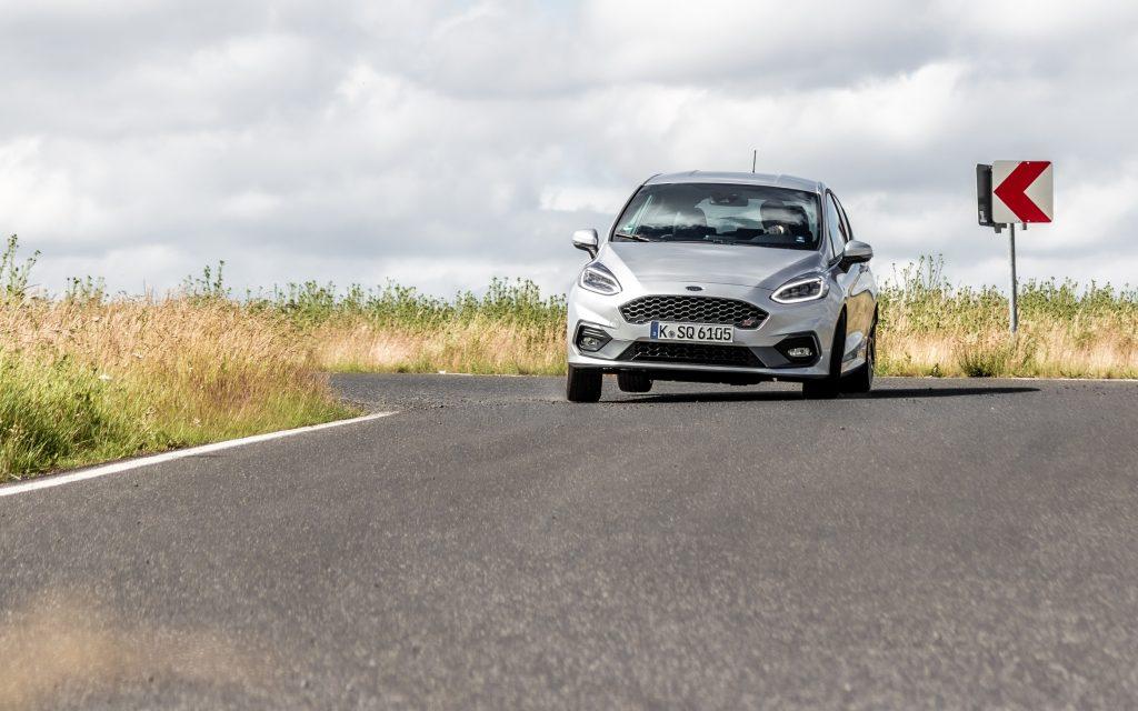 Fiesta ST im Drift