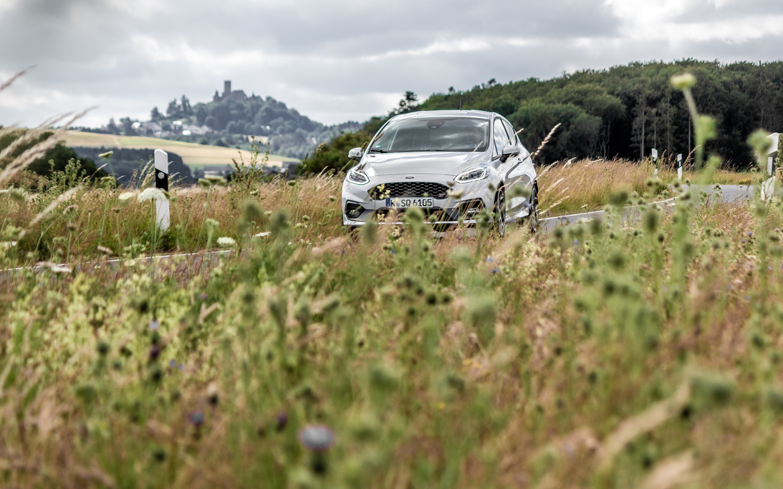 Ford Fiesta ST Polarsilber