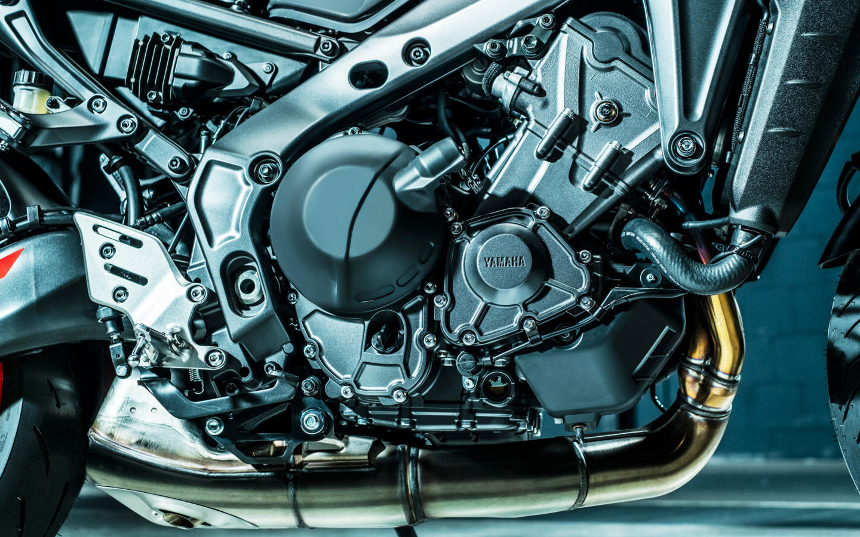 Yamaha CP3-Motor mit 889 ccm Hubraum