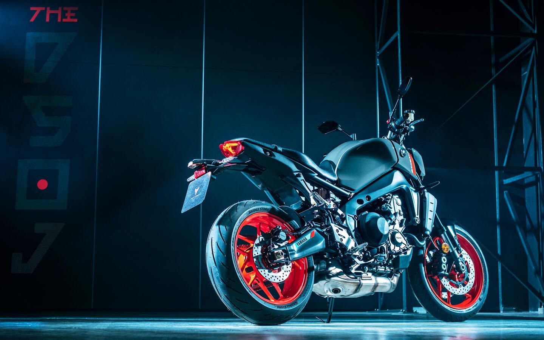 Die neue Yamaha MT-09 2021
