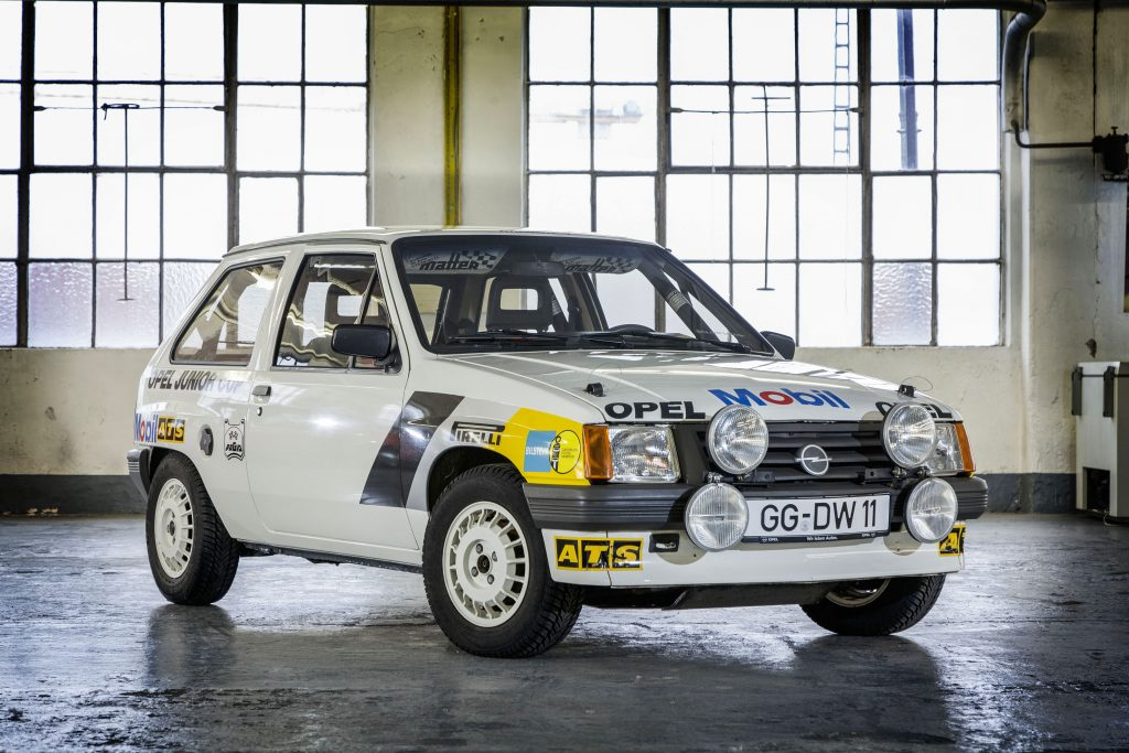 Opel Corsa A Cup 1985